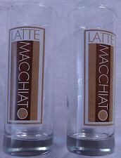 D Flirt Longdrink / Latte Macchiato Glas 2 Gläser kaum benutzt einwandfrei erhal