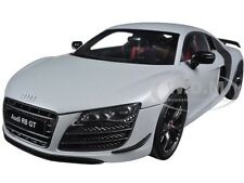 AUDI R8 GT SUZUKA MATT GREY 1/18 DIECAST MODEL CAR BY KYOSHO 09218 SGR