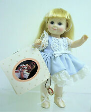 Katie Doll Jesco Cameo Doll With Original Cameo Necklace Clothes Shoes Box 9""