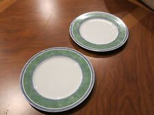 VILLEROY & BOCH SWITCH 3 COSTA LOT OF (2) SALAD PLATES