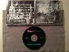 BEHEADED LAMB - A GRAVE TO THIS WORLD 2002 1PR NEW! AZAGHAL DARKTHRONE AKERBELTZ