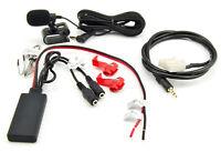 Bluetooth Adapter Aux Toyota Corolla Prius RAV4 Yaris MP3 Freisprecheinrichtung