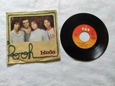 """POOH 7"""" LINDA DONNA DAVVERO VINYL 45 RPM ITALY 1976 CBS 4520 NM/NM"""