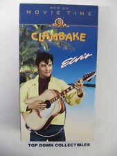 Clambake,  Elvis Presley,  Shelly Fabares, Bill Bixby   VHS Movie