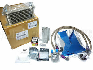 HKS 9 row Oil Cooler Kit for 17-21 Honda Civic Type-R FK8