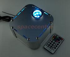 For star ceiling fiber optic lights decoration 27w RGB twinkle led light source