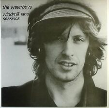 """12"""" LP - The Waterboys - Windmill Lane Sessions - A4408 - white label"""
