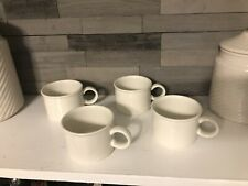 """MIDWINTER (ENGLAND)  """"STONEHENGE - Classic WHITE""""  CUPS (4)"""