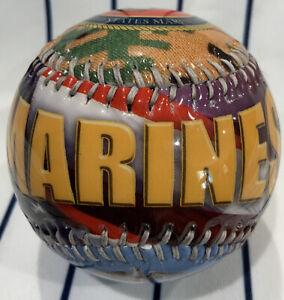 United States Marines Seal Glossy Souvenir baseball collectible ball
