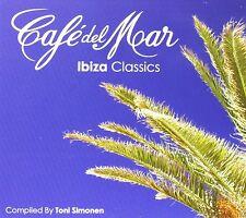 CAFE DEL MAR IBIZA CLASSICS  CD NEU
