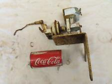 Vintage Westinghouse Gas Welder Throttle Control Set Up
