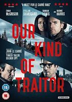 Our Kind Of Traitor [DVD] [2016] [DVD][Region 2]