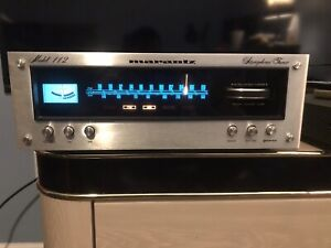 Marantz Model 112 AM/FM Stereo Tuner