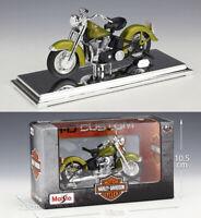MAISTO 1:18 Harley Davidson 1953 74FL HYDRA GLIDE MOTORCYCLE BIKE MODEL Toy NIB