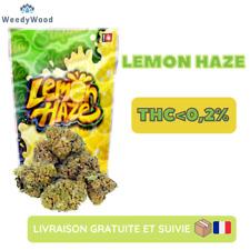 Fleur De Chanvre - LEMON HAZE Premium -Bien-Etre, Anti Stress, Anti Douleur -BIO