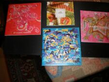 HERMES LOT OF 4 DIFFERENT YEARS  Le Carre Scarf Look Book Booklet Catalog NEW