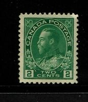 Canada SC# 107, Mint Hinged, Hinge Remnant - S2687