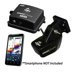 Vexilar SP200 SonarPhone T-Box Permanent Installation Pack  Boats w/ transducer