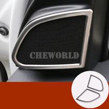 Auto Tür Audio Lautsprecher Rahmen Zierleisten Für VOLVO XC60 2009-2015