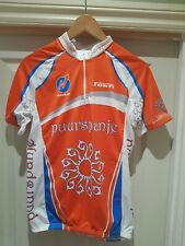 Men`s FORTE Cycling Shirt Jersey Sport Bike Size L