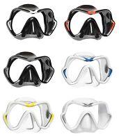 Mares One Vision Máscara de Buceo Cristal un Dif. Colores