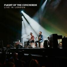 Flight Of The Conchords - Live In London (NEW 3 VINYL LP)