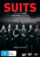 Suits - Season 9 : NEW DVD