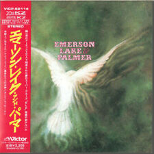 EMERSON LAKE PALMER - THE BARBARIAN-JAPAN MINI LP CD OBI NEUF VICP-62114