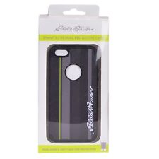 Eddie Bauer Series Dual Hard/Soft Case for iPhone 5 & 5S (Black) LOT P1