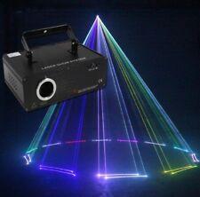 DMX 500mW full colour Laser Scan Stage Light Christmas Party Light Home Decor DJ