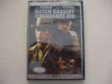 Butch Cassidy And The Sundance Kid Dvd New Sealed