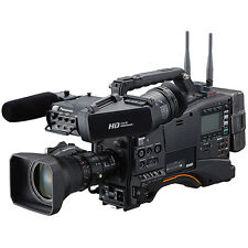 """BSTOCK Panasonic AJ-PX380GF 1/3"""" AVC-Ultra Shoulder-Mount Camcorder with Lens"""