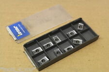 9x New Iscar 3M AXKT 130424R-PDRMM IC 328 Carbide Inserts For Milling CI256