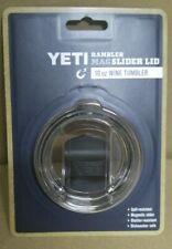 Yeti Original Genuine  10oz Wine Tumbler Mag slider Lid( Lid Only)