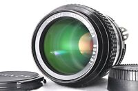 Nikon Ai Nikkor 105mm F2.5 Portrait Manual MF Lens From JAPAN