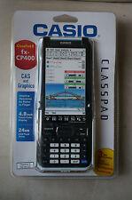 CALCULATRICE CASIO CLASSPAD FX-CP400 NEUVE (SOUS EMBALLAGE PLASTIQUE)