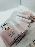 Ryla Immunity Plant Based 500mg cv19 Vitamin C Orange Strawberry Flavor ..20 pks