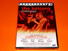 THE BALCONY Joseph Strick - ENGLISH / Subt. Español - Precintada