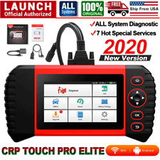 LAUNCH X431 Touch Pro Elite Automotive OBD2 Scanner Code Reader Diagnostic Tool