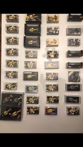 Jordan Grand Prix Formula 1 Racing Cars Collection Escale 1:43