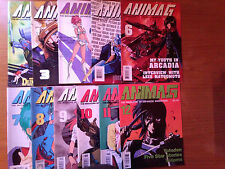 ANIMAG The Magazine of Japanese Animation  n. 2-12 11 issues 1987-1990 very good
