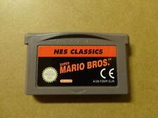 GAME BOY ADVANCE GAME / SUPER MARIO BROS - NES CLASSICS (NINTENDO)