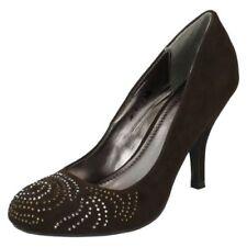 39 Scarpe da donna spillo marrone