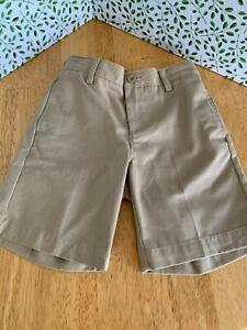 Land's End Boy's Size 6 Khaki Shorts