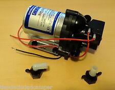 OFFRE Pompe à Eau de Pression Shurflo 7 Litres/Minute 12V Pas Flojet Aqua 8