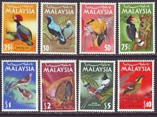 Malaysia 1965 SC 20-27 MNH Set Bird