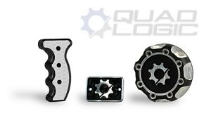 Can-Am Outlander Renegade (2000-12) Billet Accessories: Shifter, Gas Cap, Brake