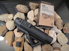 "Mossberg 500 590 Shotgun Forend  7 3/4"" Tube w / Angled Grip Aluminum Picatinny"