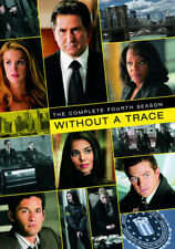 Without a Trace - Without A Trace: The Complete Fourth Season [New DVD] Manufact