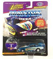 Johnny Lightning NHRA Dragsters K.C Spurlock 1995 Dodge Avenger Funny Car 1/64